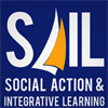 Social Action and Integrative Learning's logo