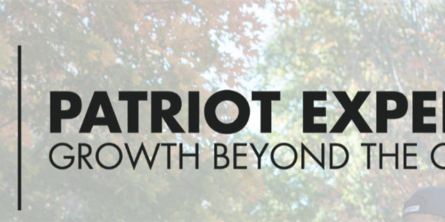 Patriot Experience Group Banner