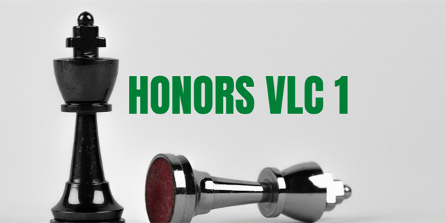 Honors College VLC Group 1 Group Banner