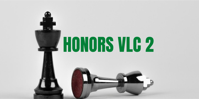 Honors College VLC Group 2 Group Banner