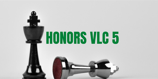 Honors College VLC Group 5 Group Banner