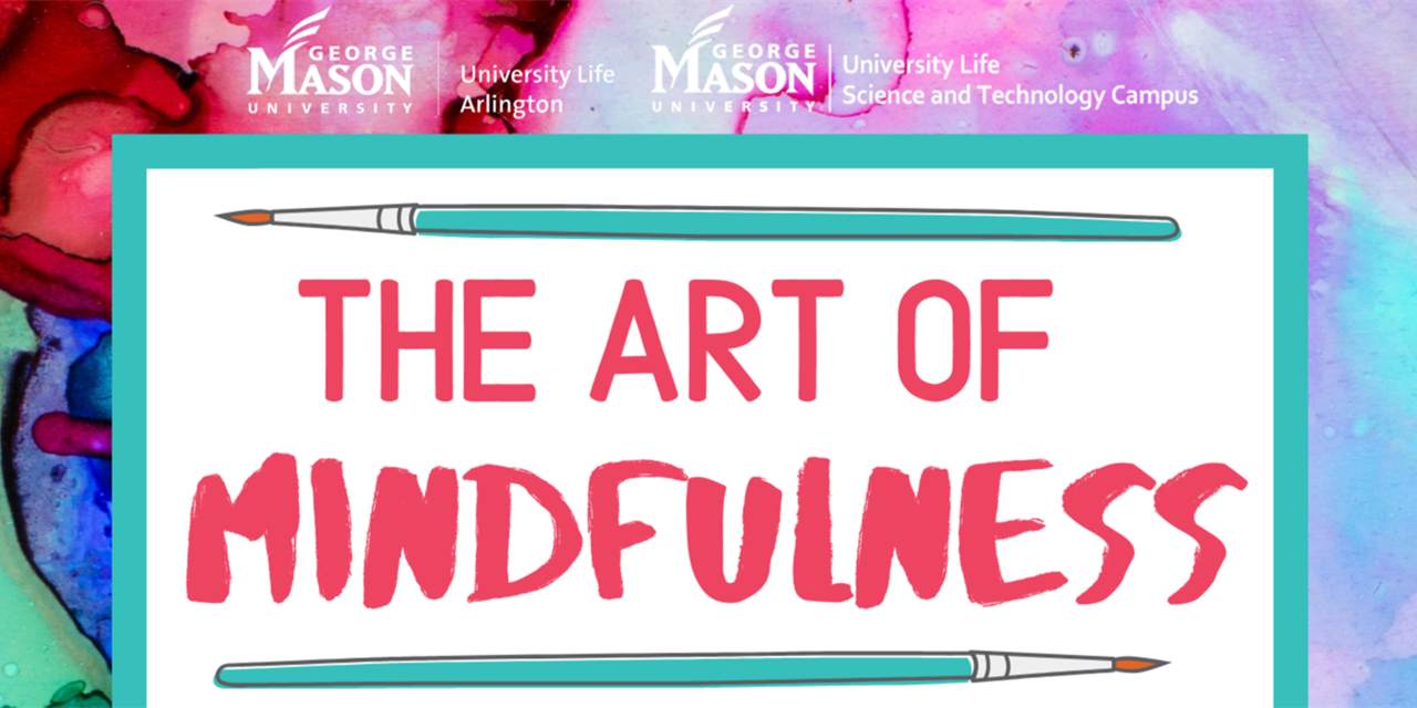 Art of Mindfulness: Paint Night Event Logo