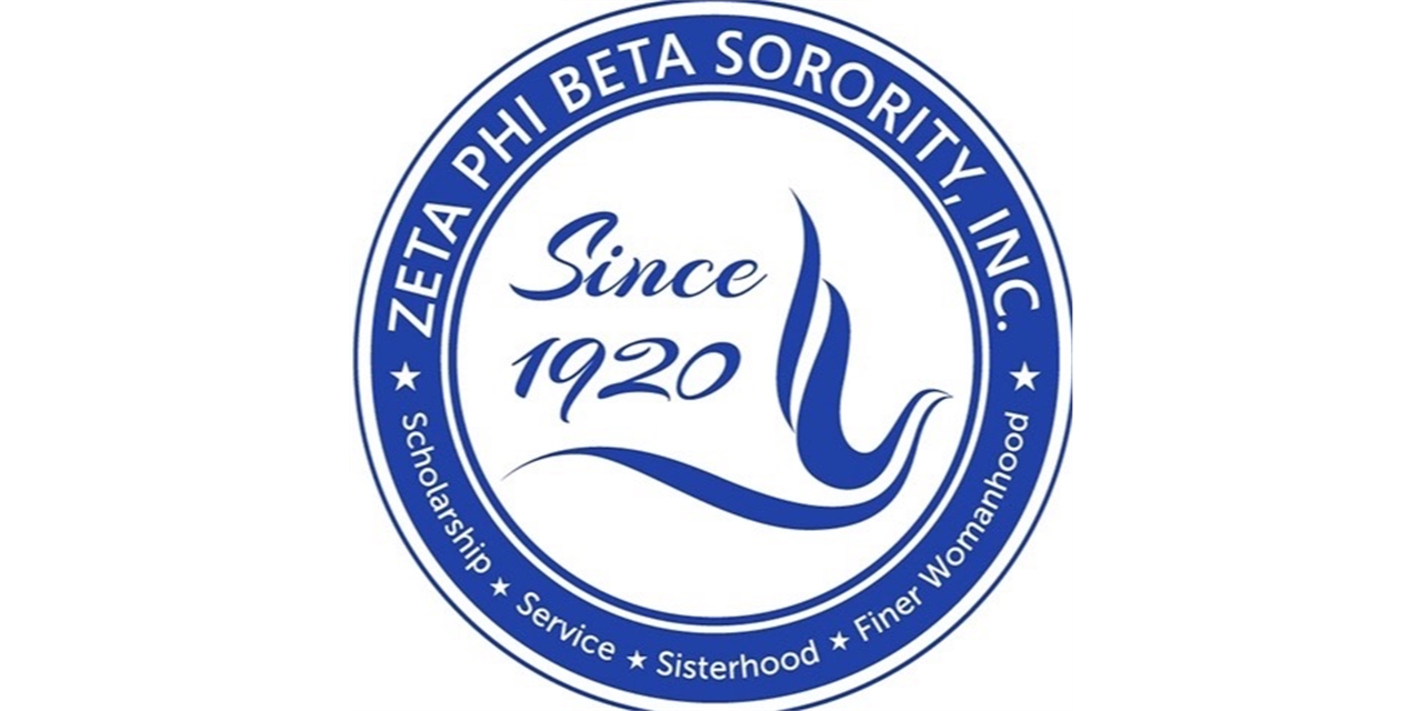 Zeta Phi Beta Sorority, Incorporated Informational Meeting