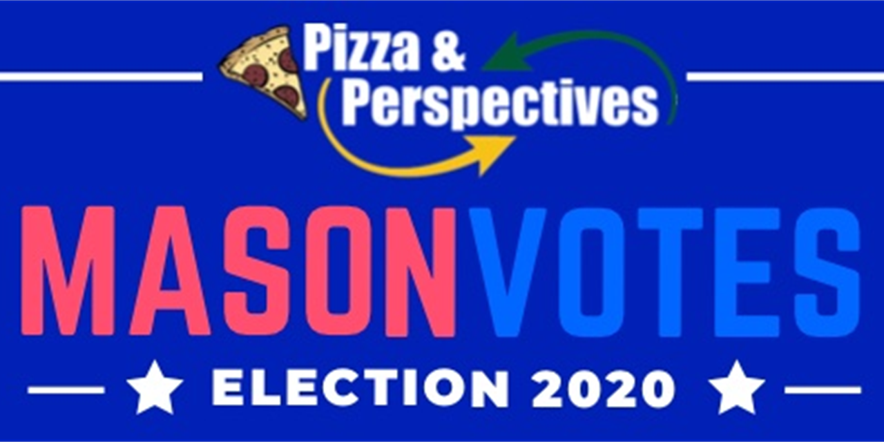 MasonVotes 2020: Political Experts bring Presidential Election Analysis Event Logo