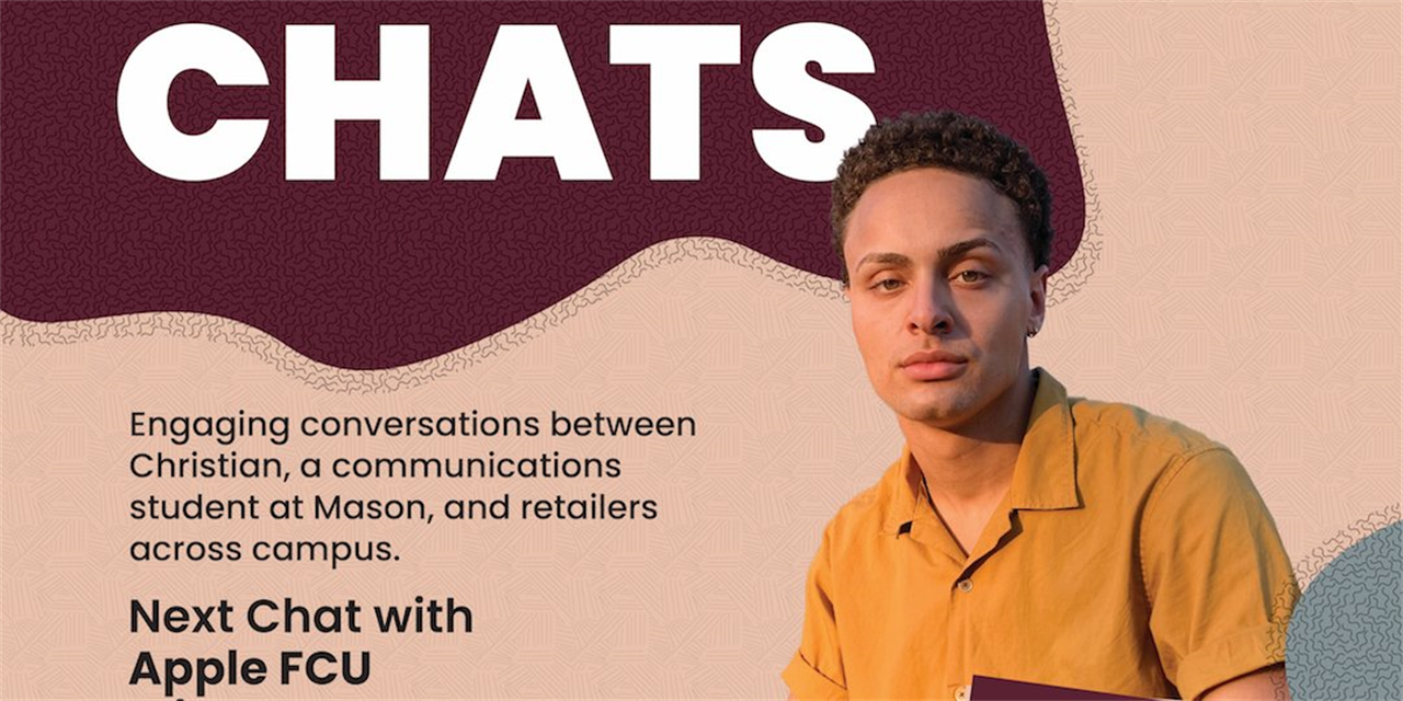 Campus Retail Chats with Christian Event Logo