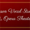 Vocal Studies Department of the Reva and Sid Dewberry Family School of Music's logo