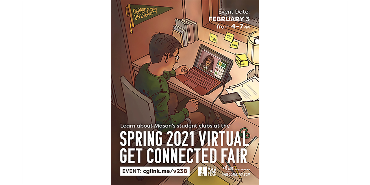 2021 Spring Get Connected Fair Event Logo