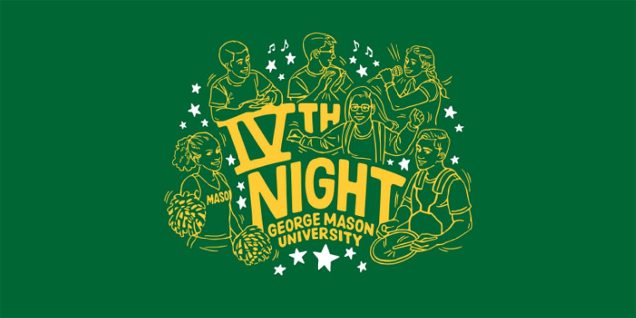 IVth Night Event Logo