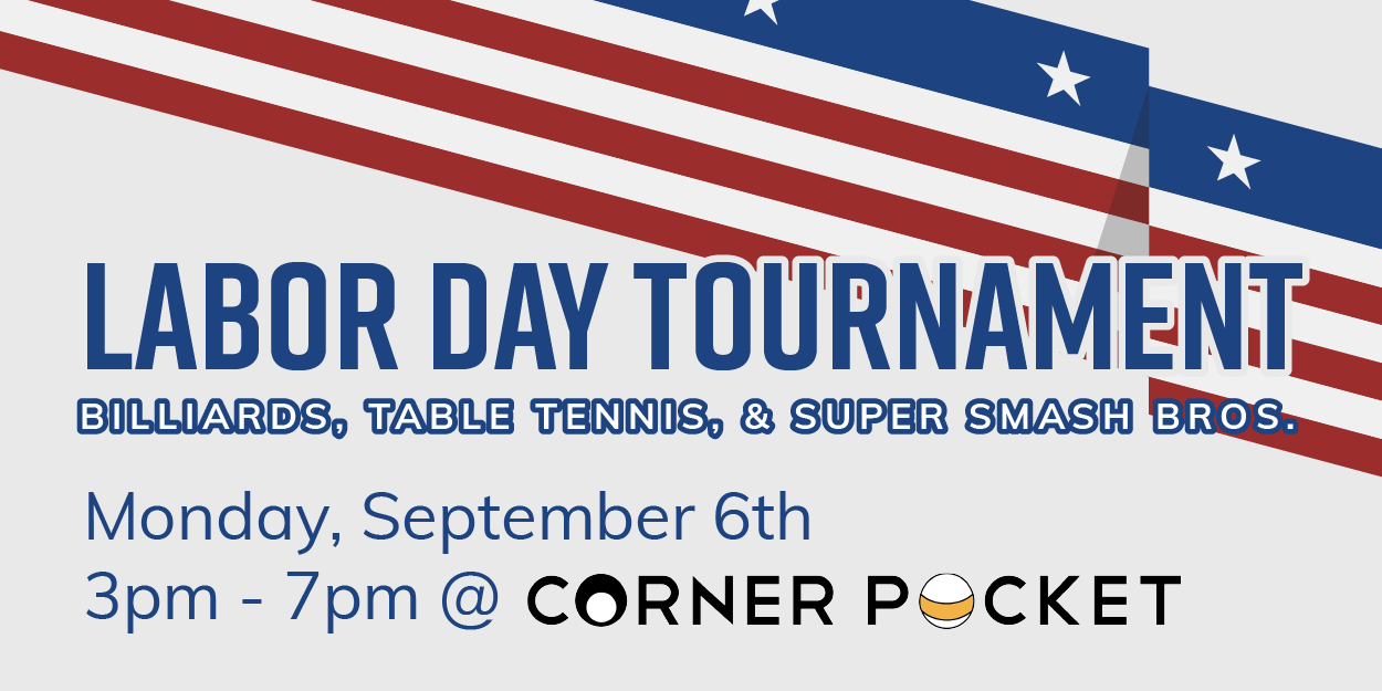 Labor Day Tournament Event Logo