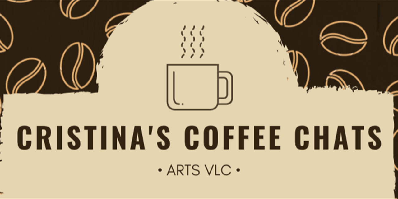 Cristina's Coffee Chats- Monday's Event Logo