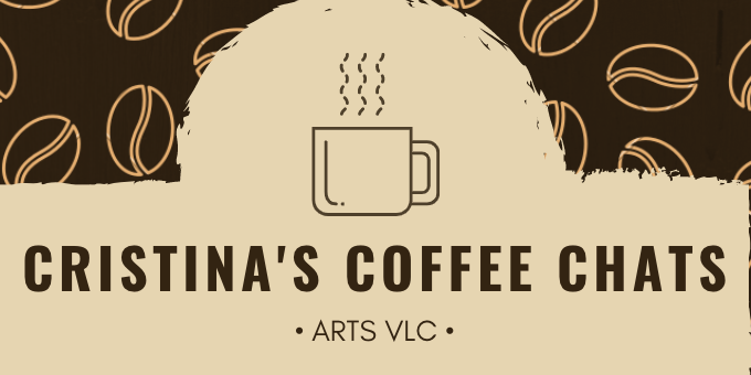 Cristina's Coffee Chats- Wednesday's Event Logo