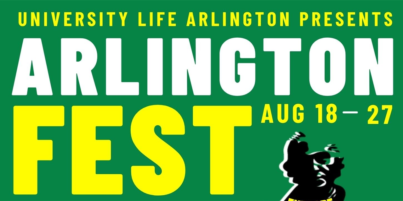 Fall 2021 Arlington Fest: Ask Me Anything Tent Event Logo