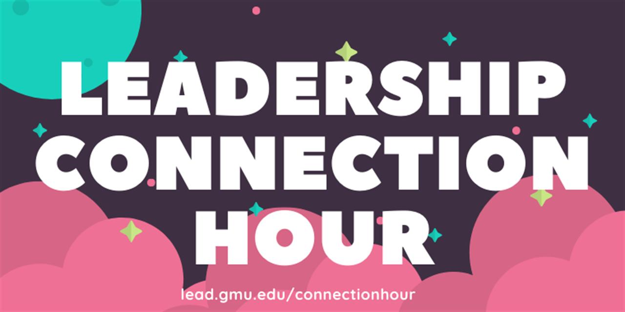 Leadership Connection Hour: April 21st Event Logo