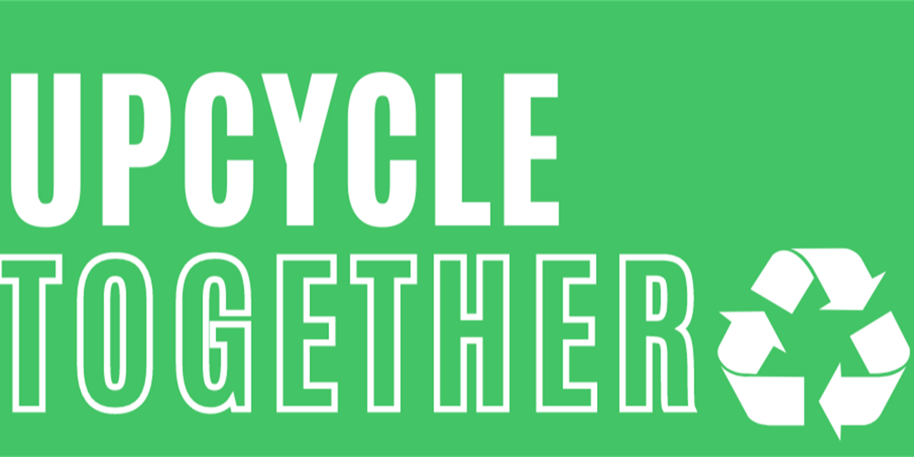 Upcycle Together Event Logo
