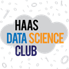 Haas Data Science Club's logo