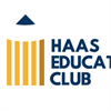 Haas Education Club's logo