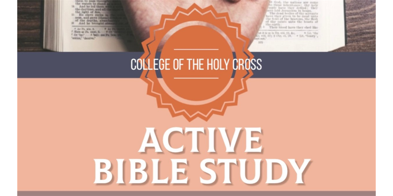 Active Bible Study Weekly Meeting Event Logo