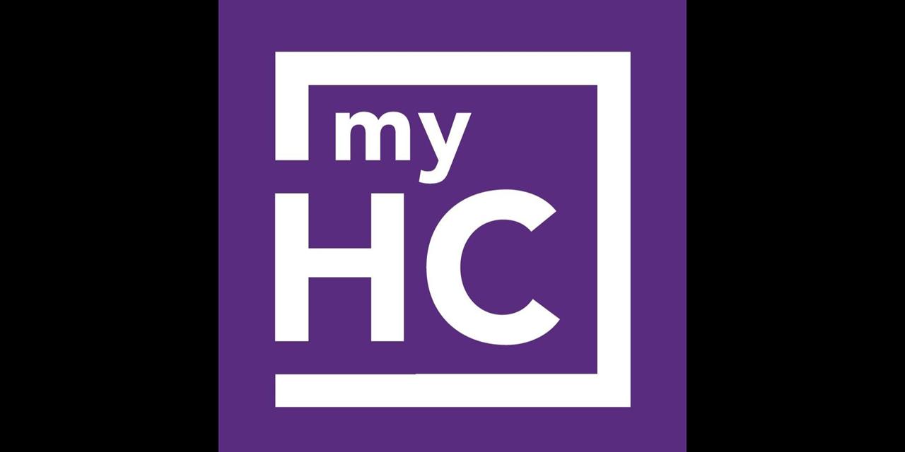 RSO Training: myHC Event Logo