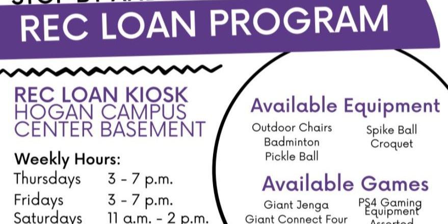 Rec Loan Event Logo