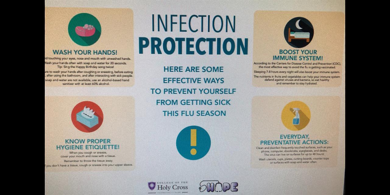 Flu Prevention Event Logo