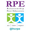 RPE (Relationship Peer Educators)'s logo