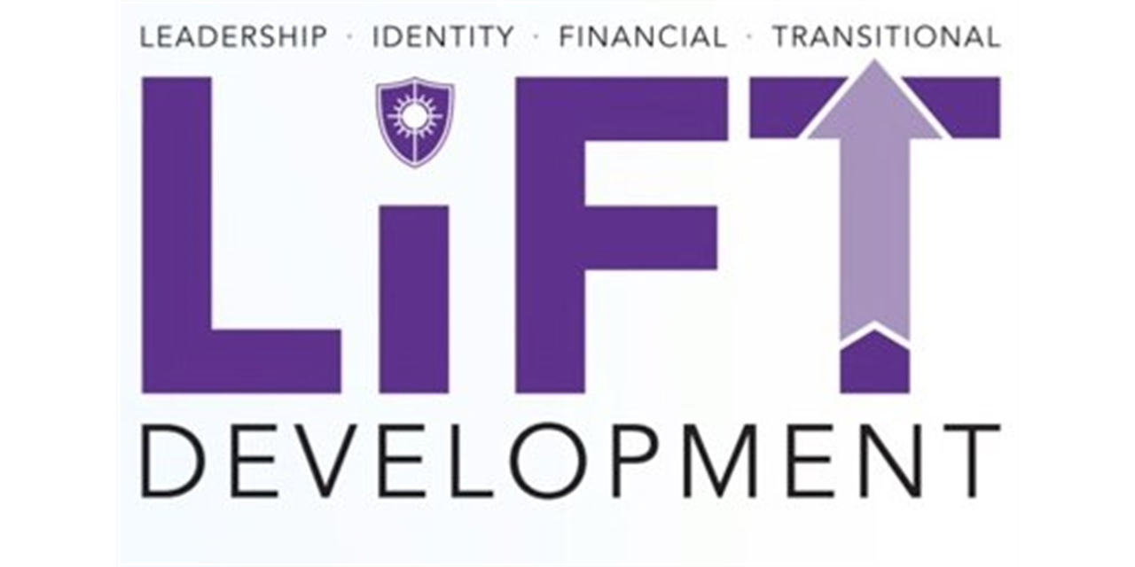 LIFT Development Program - Making Connections: Build and Leverage Your HC Network Event Logo