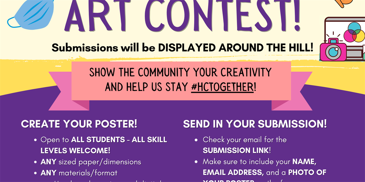 Submit your Art & WIN!!! Event Logo