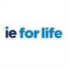 IE for Life's logo