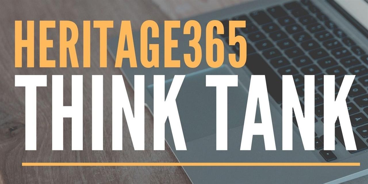 Think Tank for Black and Latinx Heritage Celebration Event Logo