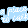 A Place To Talk's logo