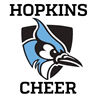 Johns Hopkins Cheerleading's logo