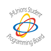JHUnions Student Programming Board's logo