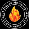 Johns Hopkins Entertainers Club's logo