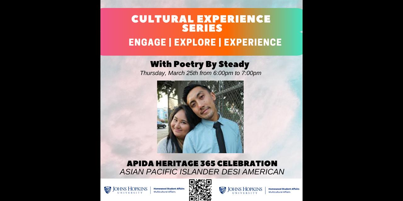 Heritage 365 Cultural Experience: APIDA Heritage Celebration Event Logo