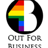 Out for Business (O4B)'s logo