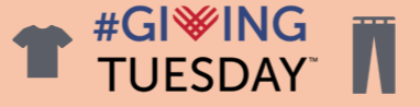 Giving Tuesday Learning Web Clothing Drive