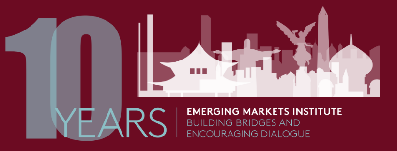 Emerging Markets Institute Annual Conference 2020 and EMI 10th anniversary