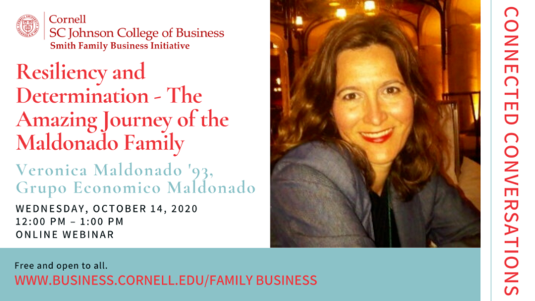 Connected Conversations: Resiliency and Determination - The Amazing Journey of the Maldonado Family