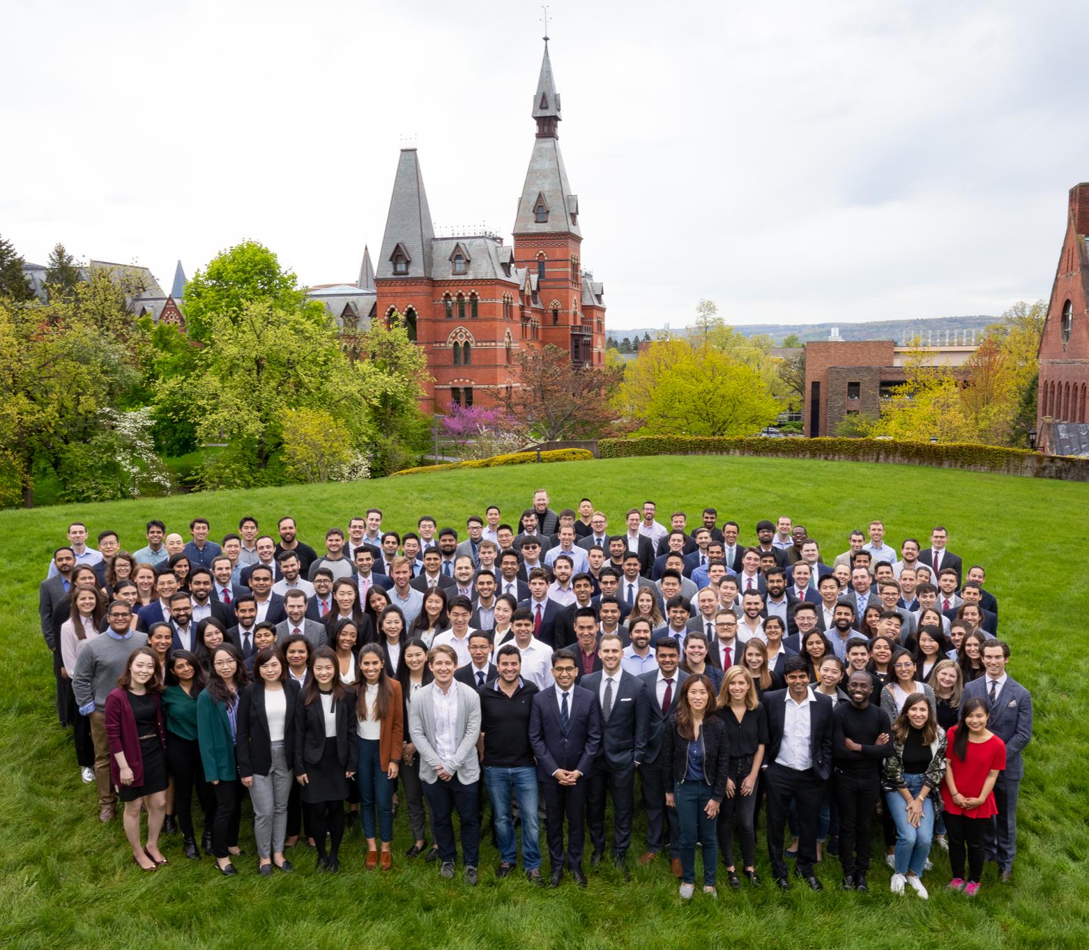 One-Year Ithaca Pre-Graduation Reception