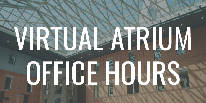 MBA Student Services Office Hours