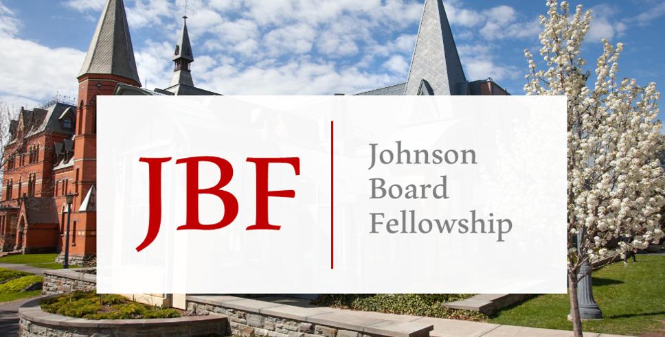 Johnson Board Fellow Training: Intro to Non-profit Boards