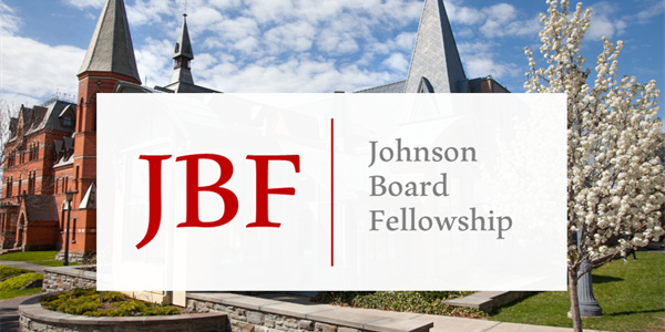 Johnson Board Fellow Training: The Seven Habits of Highly Effective (Fundraising) Boards