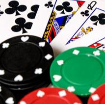 Virtual Poker Tournament