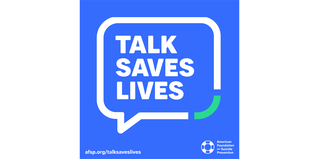 Talk Saves Lives: An Introduction to LGBT Suicide Prevention Session B Event Logo