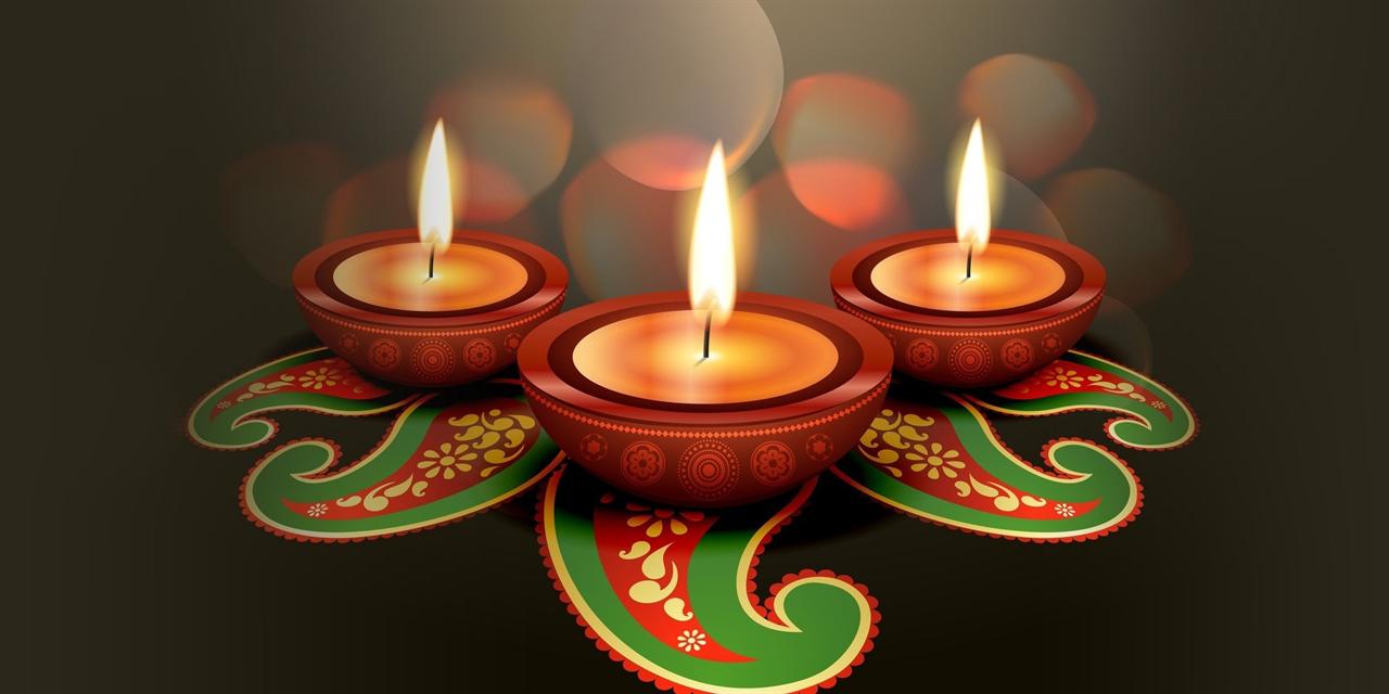 Virtual Diwali 2020 Event Logo