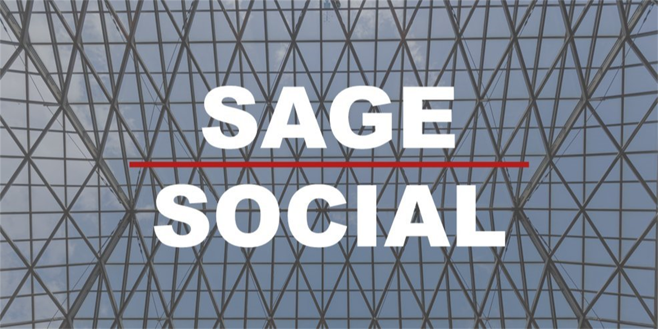 Sage Social...on a WEDNESDAY! Event Logo