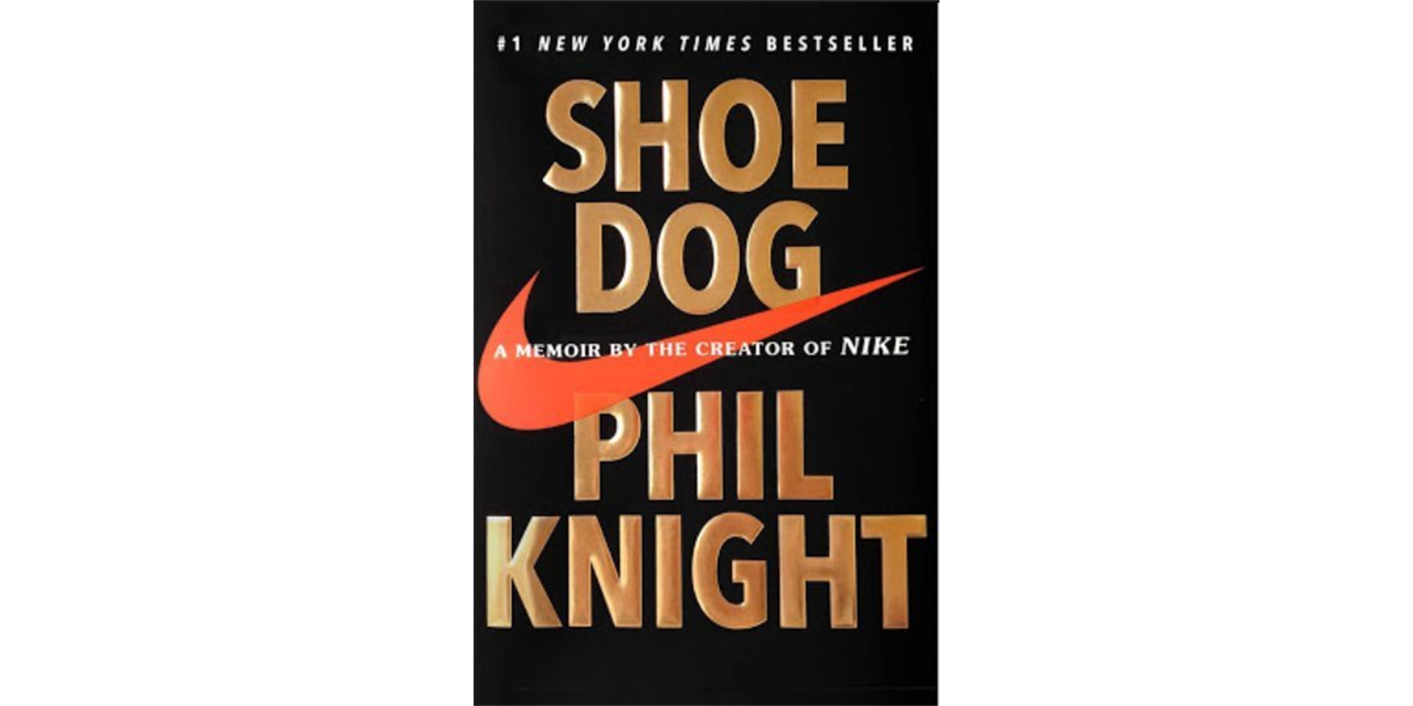Johnson Book Club and Retail & Luxury Club: Shoe Dog Discussion Event Logo