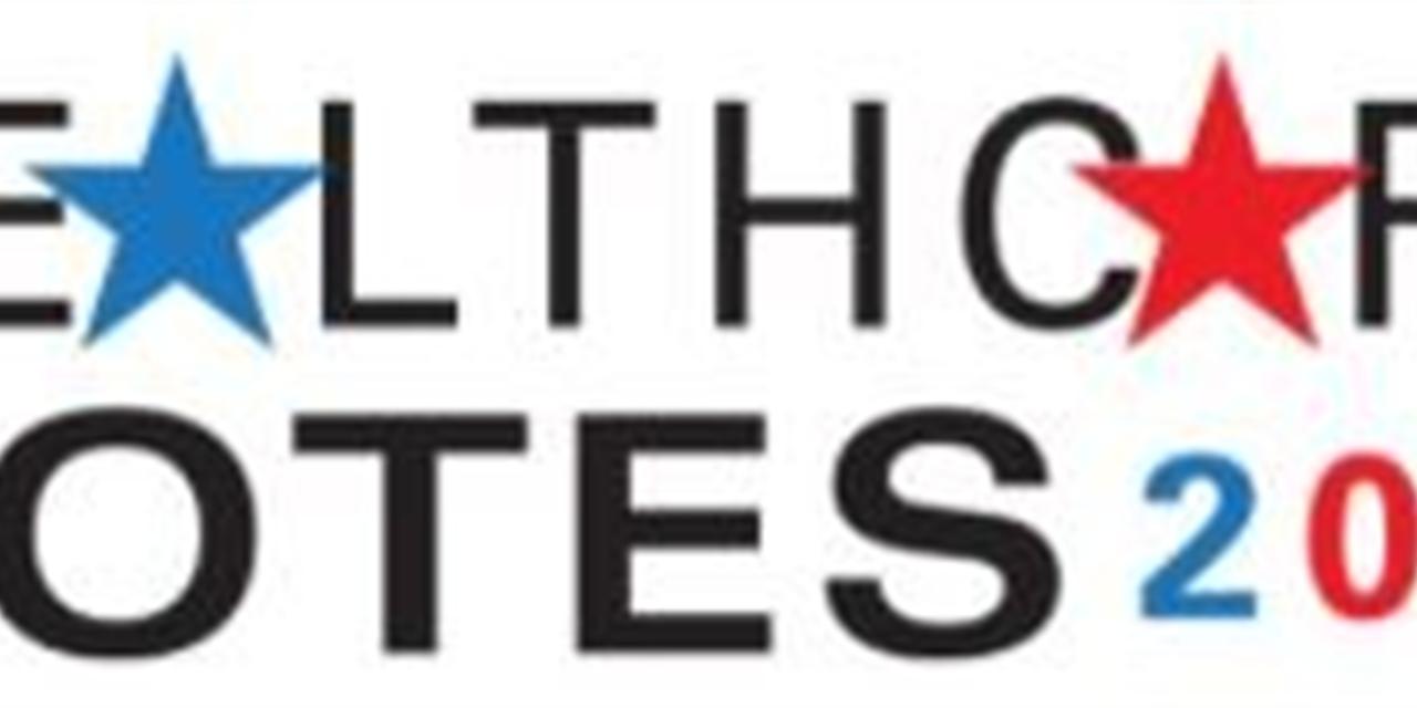 Healthcare Club Elections Event Logo