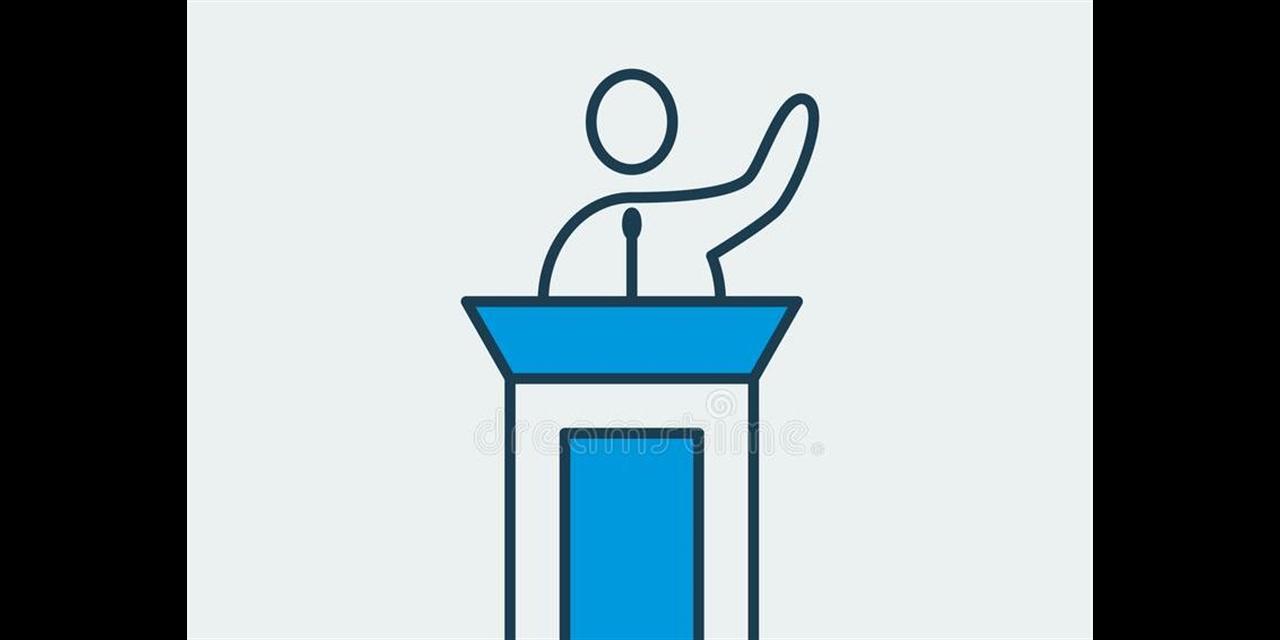 Healthcare Club - Election Platforms Due Event Logo