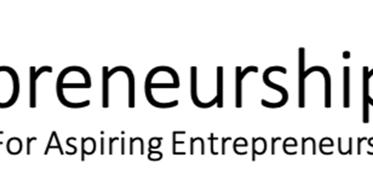 Entrepreneurship Club Meeting - VC'S & Startups Event Logo